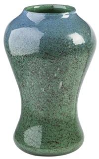 monart baluster vase by john ltd moncrieff