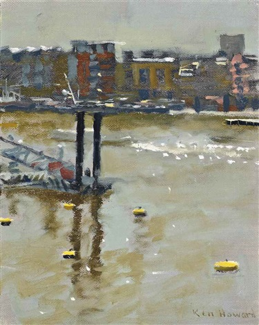 wapping by ken howard