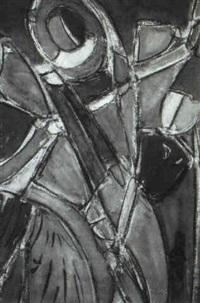 drei figuren by marie-luise albeck