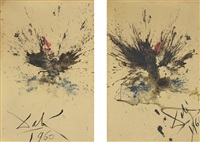 lobster happening: a pair of works by salvador dalí