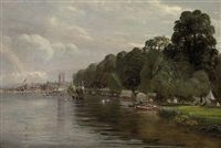 henley regatta by walter field