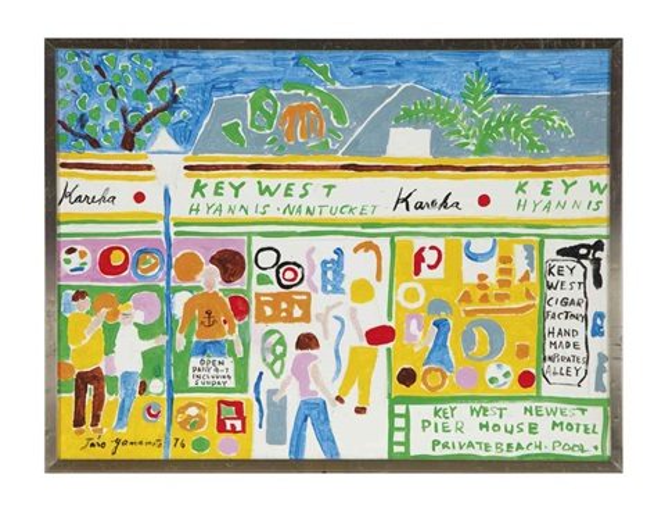 key west by taro yamamoto