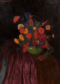floral still life by john koch