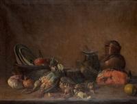 bodegón de cocina by rafael de la torre