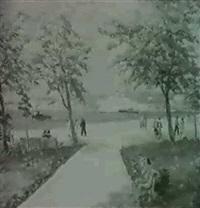 quai a yalta by yacov bassov