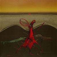 la mort de l'élan by alexander bobkin