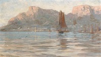 camps bay by edward clark churchill mace