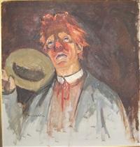l'angoisse du clown by marguerite antoine