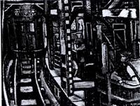 train departure by david atkins
