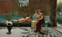 a pompeiian love song by ettore forti