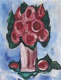 blood of rose by marsden hartley