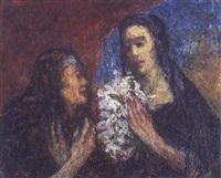 la visitación by andres de santa maria