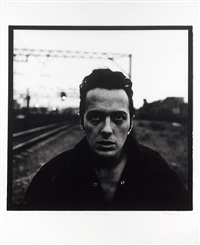 joe strummer by peter anderson