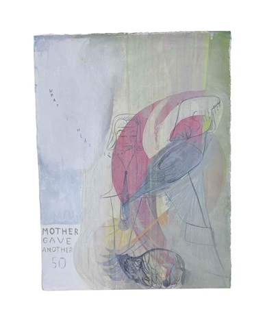 untitled mother gave another 50 by amy sillman