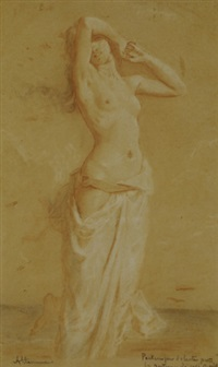 partenope dolente by francesco saverio altamura
