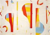 pietrasanta painting c03.56 by caio fonseca