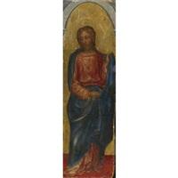 saint jude thaddeus by francesco di gentile da fabriano