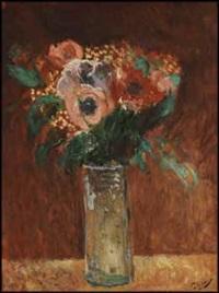 vase de fleurs by andré derain