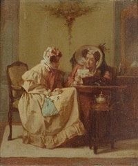 scandal and tea by alexander hugo bakker korff