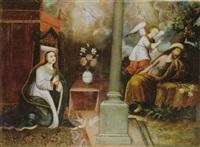 el sueno de san jose by isidoro francisco de moncada