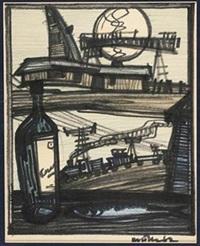 nostalgic motif by oskar rabin