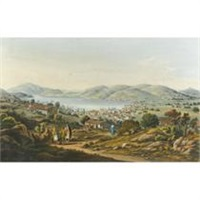 view in greece (30 works in folio) by edward dodwell