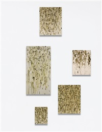 untitled - 07 (in 5 parts) by dan colen