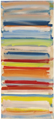 atmospheric strata february by patrick heron