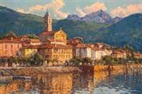 feriolo. lago maggiore by antonio iglesias sanz