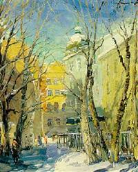 vieux st-petersburg by rachid adgamov