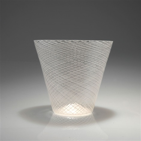 Vase A Reticello By Carlo Scarpa On Artnet