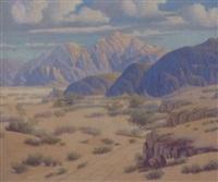 santa rosa mountains by richard kruger