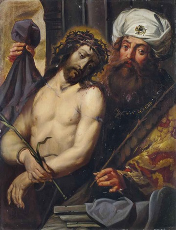ecce homo by sir peter paul rubens