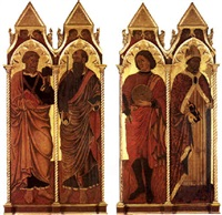 saints peter and paul by antonio alberti (da ferrara)