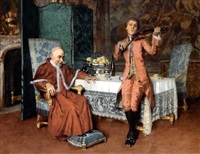le jeune virtuose by maurice joron