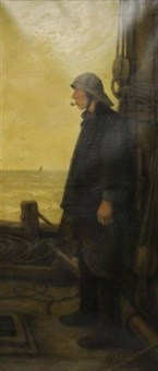 the fisherman by david adolf constant artz