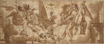 angeli musicanti by giovanni battista paggi