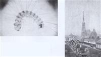 tafeln zu dem vortrage: der polygraphische apparat der k. k. hof und staatsdruckerei in wien by alois auer