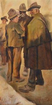 figure by romualdo locatelli