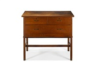 chest of drawers by arthur w. simpson