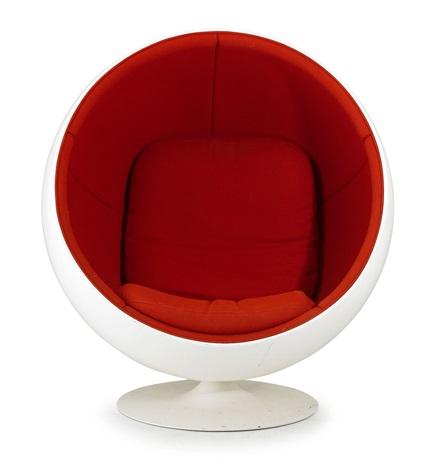 åskbollen armchair by eero aarnio