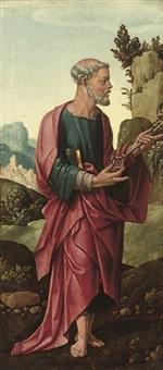 saint peter by jan van dornicke