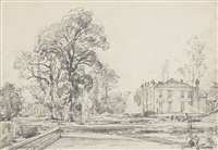 coleorton hall by john constable