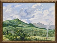 paisaje by mario almela