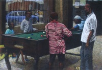 snooker player by lanre ayoade