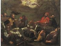annunciazione ai pastori by francesco bassano