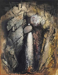 weathercote cave, north yorkshire by john piper