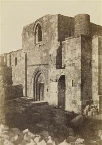 jerusalem by auguste salzmann