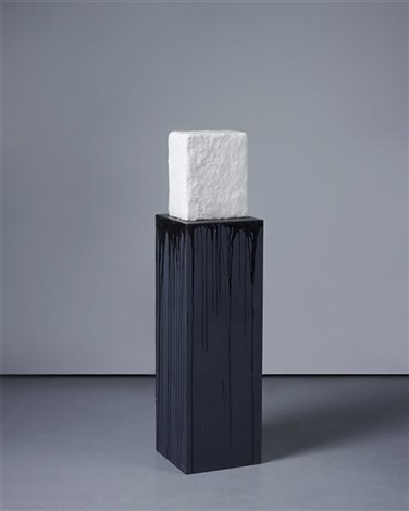 shea butter block by rashid johnson