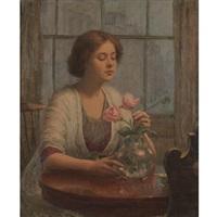 arranging roses by lee lufkin kaula